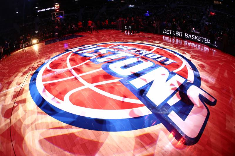 Detroit Pistons at Little Caesars Arena